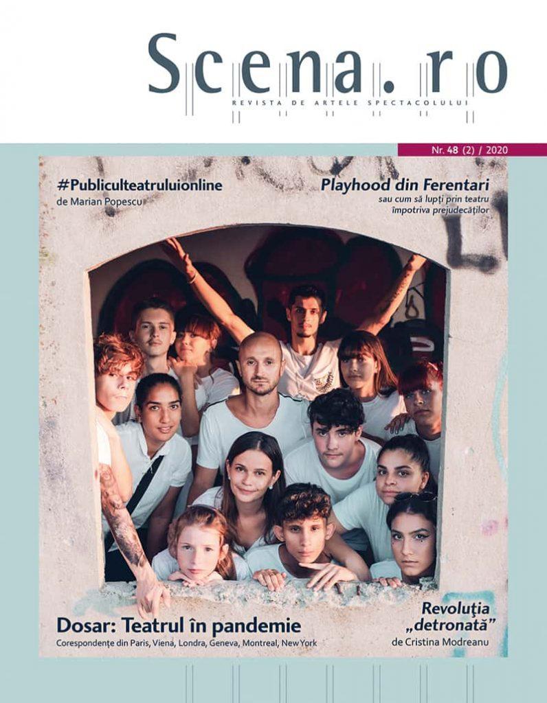 Scena.ro 48: Teatrul în pandemie